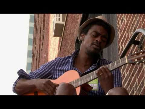 "Seu Jorge performs ""Oluan"" for Quick Hits"