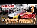 Speed Parking 3 - #bcmc Bandung 2016 - Bandung Car Modification Contest