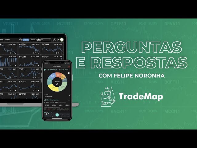 Perguntas & Respostas // Tutorial TradeMap