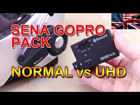 GoPro Pack - Normal vs UHD mode ((EN))