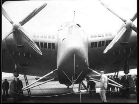 Hugo Junker's German Plane Designs