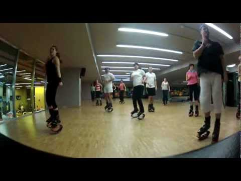 kangoo jumps with kangoo club ankara at joya health club