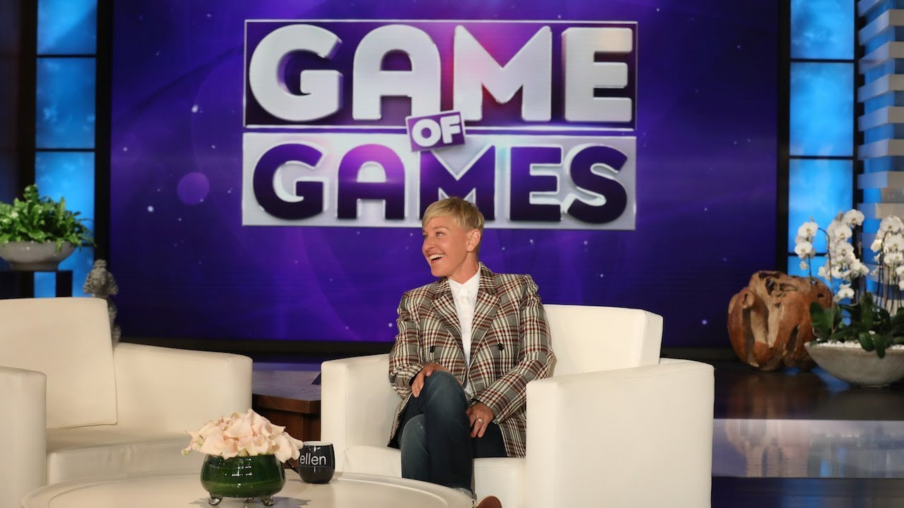 Ellen's Favorite Moments from 'Game of Games' Season 2!