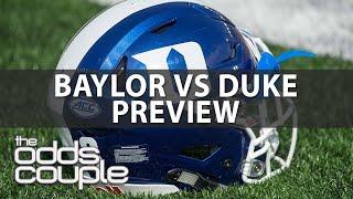 Baylor Bears vs Duke Blue Devils | College Football Betting Preview