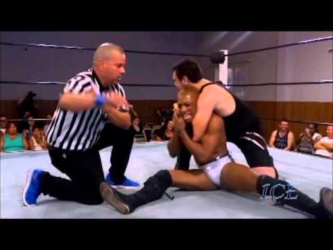"ICE   Meltdown: ""The Aviator""Joey Adams VS Sonny Kiss"