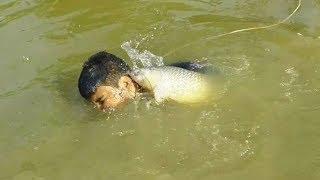 Cast Net Fishing | Net Fishing | Best Net Fishing Video