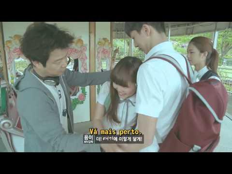 Akdong Musician (AKMU) - GIVE LOVE MV MAKING [LEGENDADO PT]
