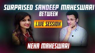 sandeep maheshwari with his wife|latest video|neha maheshwari