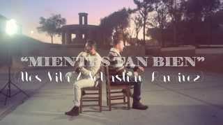 """Mientes tan bien"" Cover by Alex vila&Sebastian Ramirez"