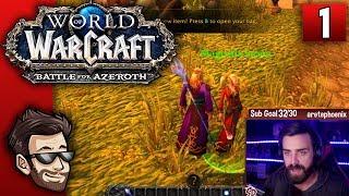 [ShadyPenguinn] World of Warcraft : World of Warcraft First Timer