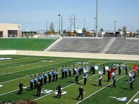 Seguin High School Marching Band 2008