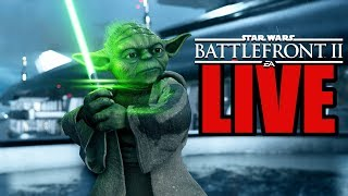 Baixar ROAD TO MAX LEVEL! WITH BIC MITCHUM | STAR WARS BATTLEFRONT 2 LIVESTREAM | Road to 1000 Subs!