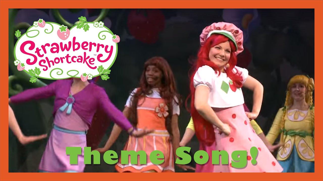 Theme Song Sing A Long Strawberry Shortcake Live 2013