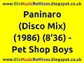 Paninaro (Disco Mix) - Pet Shop Boys   80s Dance Music   80s Club Mixes   80s Club Music   80s Pop
