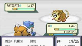 Let's Race Pokemon Leaf Green Omega part 12: Team Rocket  Lager gerockt und wo ist Lohgock ??