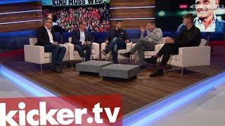 Hitzige Diskussion zur 50-plus-1-Regel - #TGIM - DER kicker.tv TALK - Folge 4