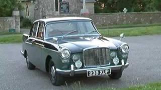 1962 Vanden Plas 3 Litre classic car