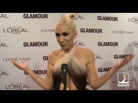 Gwen Stefani GWOTY 2016