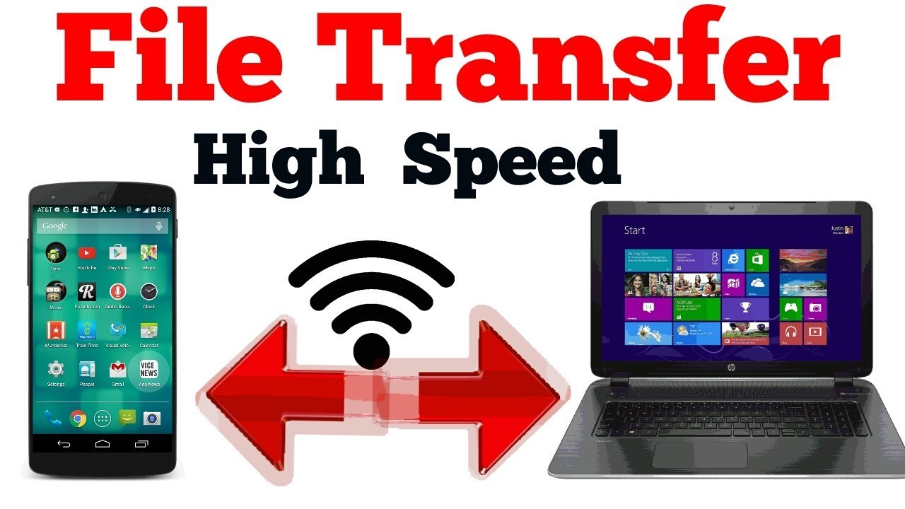 eb0d707ee27 how to transfer file between laptop to android mobile - File sharing ...