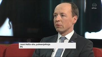 Huomenta Suomi -Oulun raiskaukset | Jussi Halla-aho 7.12.2018