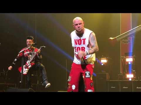 Five Finger Death Punch - Fake Legacy Center Birmingham Alabama 05 / 16 / 2018