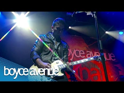 Boyce Avenue - Not Enough (Live In Los Angeles)(Original Song) on Apple & Spotify