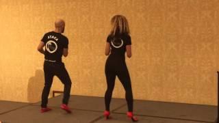 ataca y la alemana bachata workshop seattle salsa congress 2015