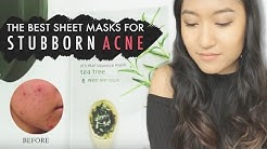 hqdefault - Best Sheet Mask Acne