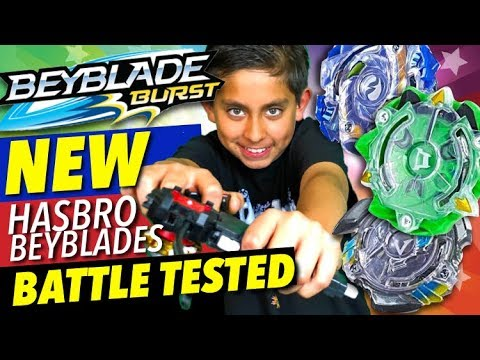 Beyblade Burst New Hasbro Beyblades Battle Tested for the Beyblade World Tour!