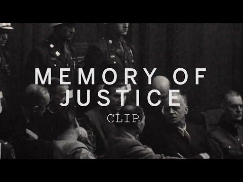 MEMORY OF JUSTICE Clip | Festival 2015