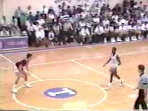Men's Basketball   Trevecca vs. Lee College   1987 VSAC ...