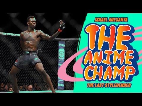 The Anime Nerd Who Became UFC Champion | Israel Adesanya