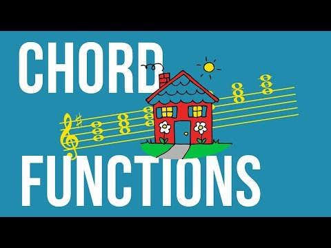 Chord Functions – TWO MINUTE MUSIC THEORY #48