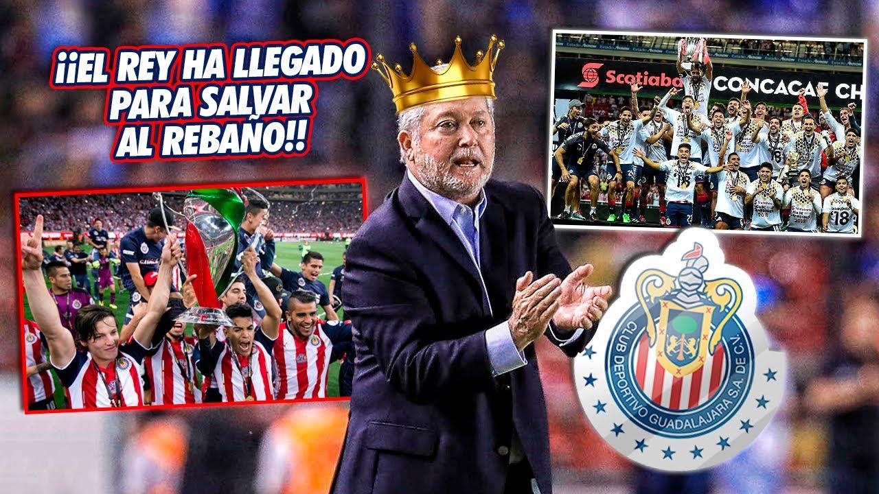 6 Razones por las que Víctor Manuel Vucetich es el DT PERFECTO para las Chivas