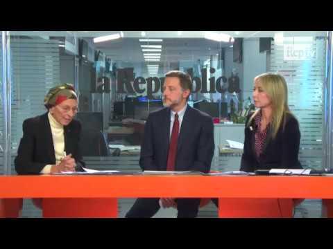 L'Europa e il voto: Emma Bonino - Videoforum, L'integrale