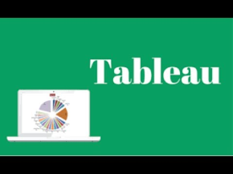Tableau online training ,Certification and Job Support