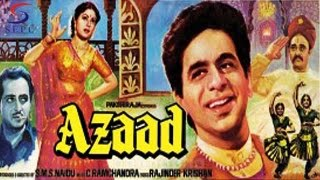 Video AZAAD - Dilip Kumar, Meena Kumari, Pran - English Subtitles download MP3, 3GP, MP4, WEBM, AVI, FLV September 2017