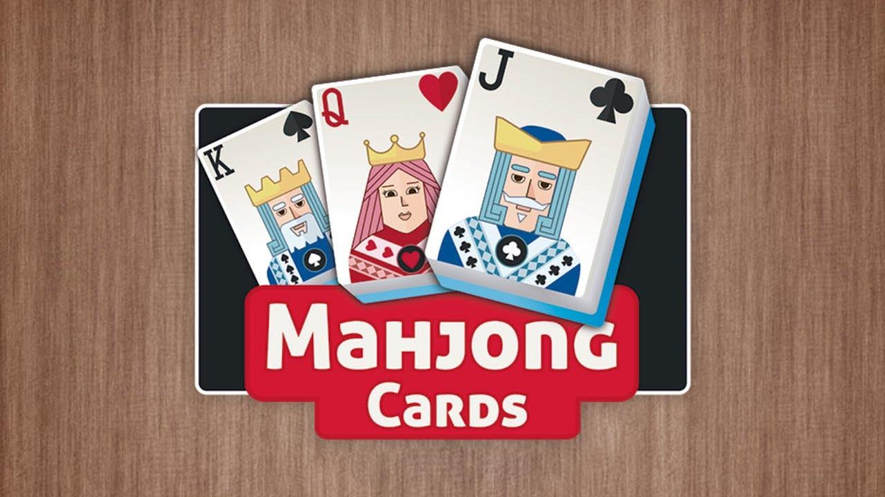 маджонг играть в карты