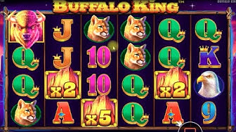 👑 Buffalo King Big Win 💰 A Game By Pragmatic Play.