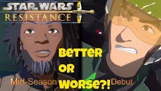 star wars resistance disney