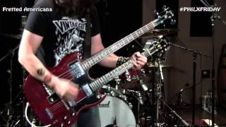 Phil X Needs 4 arms! Gibson Double Neck EBS-1250