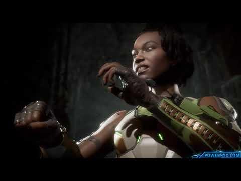 Mortal Kombat 11 FATALITIES