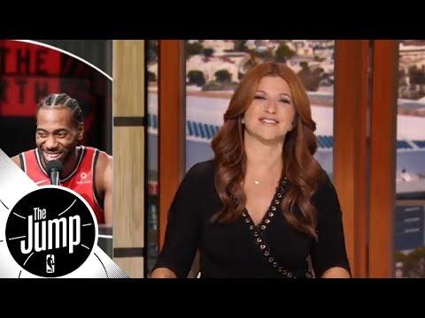 Kawhi Leonard's Raptors to challenge Celtics for NBA Eastern Conference throne?   The Jump