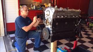 Jaguar MK II Restoration Movie 8 2017
