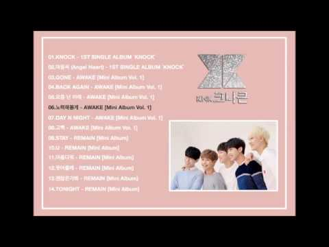 KNK 크나큰 BEST SONGS COLLECTION 2016