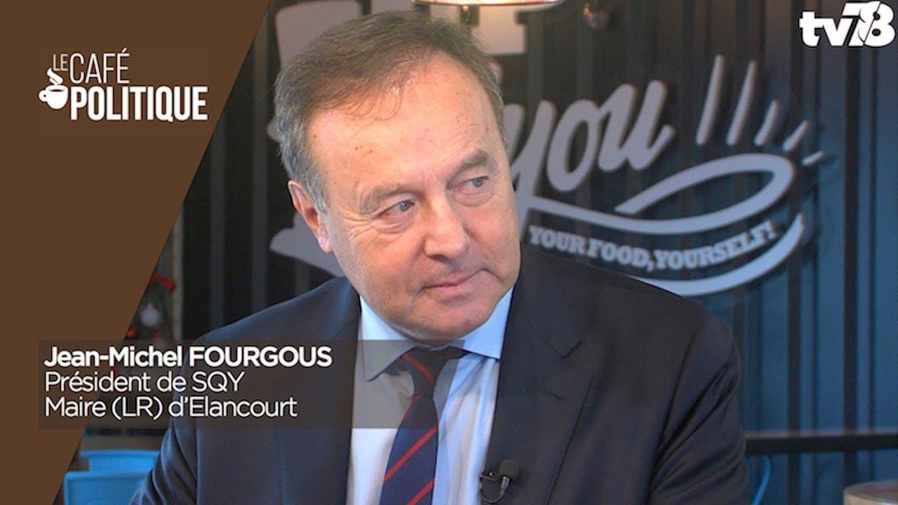 Café Politique n°53 – Jean-Michel Fourgous, Président (LR) de SQY