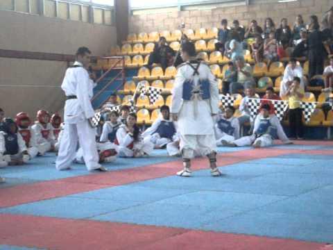 Ejemplo de Guillermo Pérez & Román en el seminario de alto rendimiento Guerreros Aztecas 2010