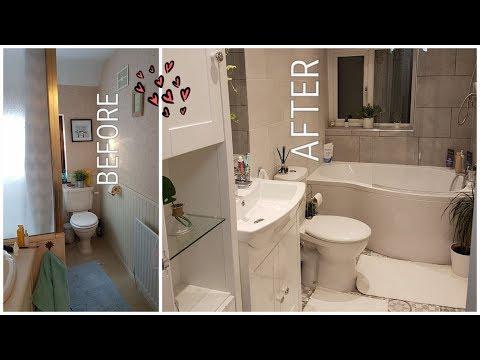 Zrób To Sam Diy Nowa łazienka Youtube
