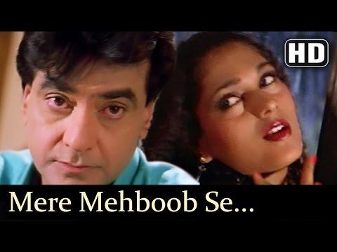 Khalnayika  - Mere Mehboob Se Milti Hai Aapki Soorat Mere Dil Ko - Kavita Krishnamoorthy