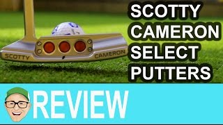 Scotty Cameron Newport Putters 2017
